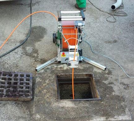 Video ispezione attrezzatura esterna
